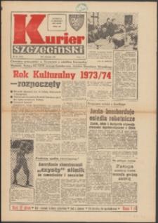 Kurier Szczeciński. 1973 nr 224 wyd. AB