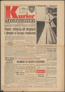 Kurier Szczeciński. 1973 nr 256 wyd. AB