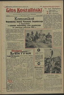 Głos Koszaliński. 1955, sierpień, nr 189