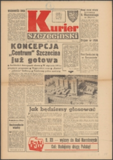 Kurier Szczeciński. 1973 nr 288 wyd. AB