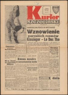 Kurier Szczeciński. 1973 nr 6 wyd. AB