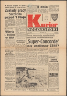 Kurier Szczeciński. 1973 nr 97 wyd. AB
