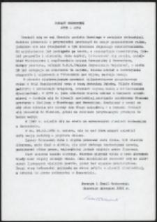 Dokumenty i materiały różne Antoniny i Ignacego Orchowskich