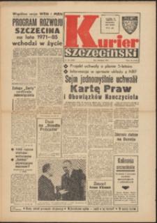 Kurier Szczeciński. 1972 nr 101 wyd. AB