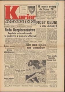 Kurier Szczeciński. 1972 nr 11 wyd. AB