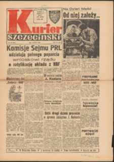 Kurier Szczeciński. 1972 nr 124 wyd. AB