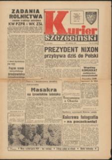 Kurier Szczeciński. 1972 nr 128 wyd. AB