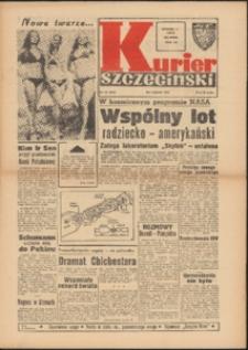 Kurier Szczeciński. 1972 nr 156 wyd. AB