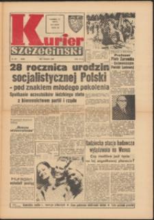 Kurier Szczeciński. 1972 nr 172 wyd. AB