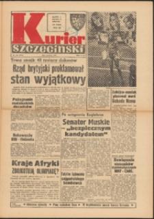 Kurier Szczeciński. 1972 nr 182 wyd. AB