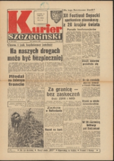 Kurier Szczeciński. 1972 nr 190 wyd. AB