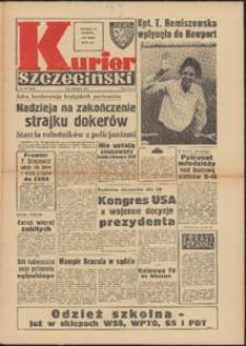 Kurier Szczeciński. 1972 nr 191 wyd. AB
