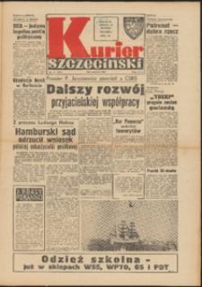 Kurier Szczeciński. 1972 nr 194 wyd. AB