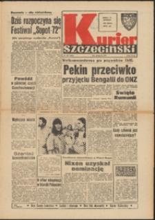 Kurier Szczeciński. 1972 nr 198 wyd. AB