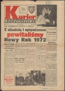 Kurier Szczeciński. 1972 nr 1 wyd. AB