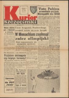 Kurier Szczeciński. 1972 nr 201 wyd. AB