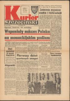 Kurier Szczeciński. 1972 nr 202 wyd. AB