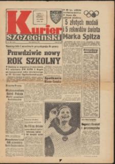 Kurier Szczeciński. 1972 nr 206 wyd. AB
