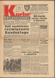 Kurier Szczeciński. 1972 nr 224 wyd. AB