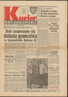 Kurier Szczeciński. 1972 nr 226 wyd. AB
