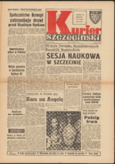 Kurier Szczeciński. 1972 nr 227 wyd. AB