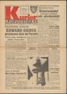 Kurier Szczeciński. 1972 nr 232 wyd. AB