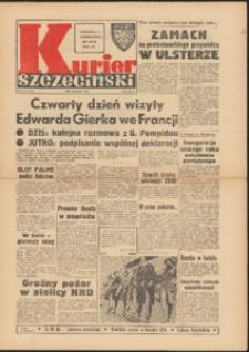 Kurier Szczeciński. 1972 nr 235 wyd. AB