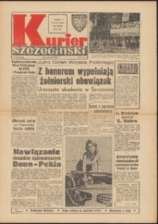 Kurier Szczeciński. 1972 nr 240 wyd. AB