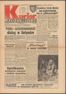 Kurier Szczeciński. 1972 nr 243 wyd. AB