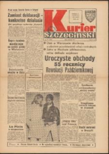 Kurier Szczeciński. 1972 nr 261 wyd. AB