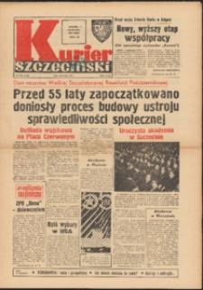 Kurier Szczeciński. 1972 nr 262 wyd. AB