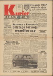 Kurier Szczeciński. 1972 nr 265 wyd. AB
