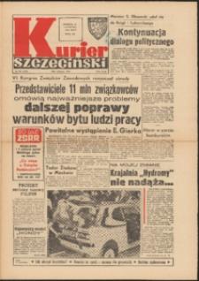 Kurier Szczeciński. 1972 nr 267 wyd. AB