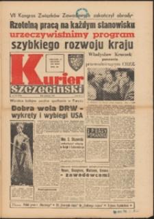 Kurier Szczeciński. 1972 nr 270 wyd. AB