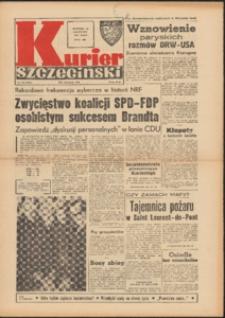 Kurier Szczeciński. 1972 nr 273 wyd. AB
