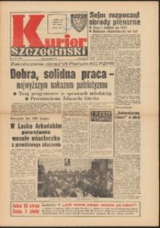 Kurier Szczeciński. 1972 nr 281 wyd. AB