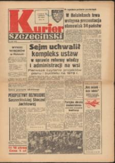 Kurier Szczeciński. 1972 nr 282 wyd. AB