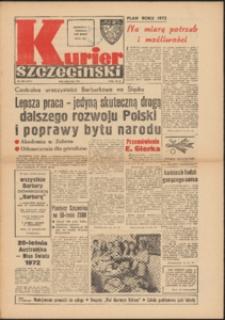 Kurier Szczeciński. 1972 nr 284 wyd. AB