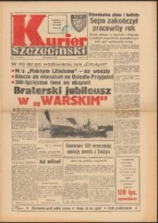 Kurier Szczeciński. 1972 nr 296 wyd. AB