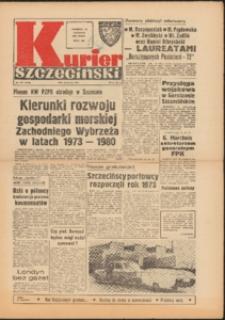 Kurier Szczeciński. 1972 nr 297 wyd. AB
