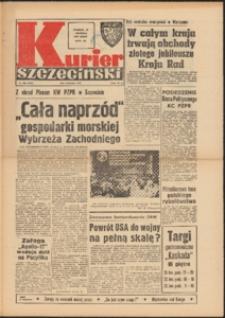 Kurier Szczeciński. 1972 nr 298 wyd. AB