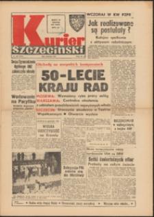 Kurier Szczeciński. 1972 nr 299 wyd. AB