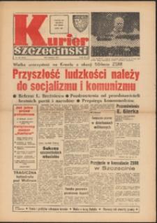 Kurier Szczeciński. 1972 nr 301 wyd. AB