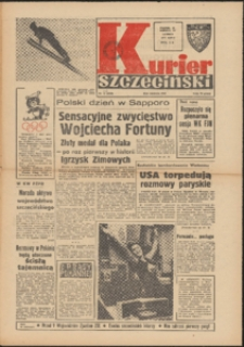 Kurier Szczeciński. 1972 nr 36 wyd. AB