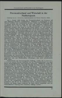Pommern Jahrbuch. 1926-1927
