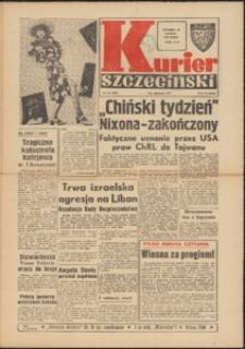 Kurier Szczeciński. 1972 nr 50 wyd. AB