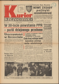Kurier Szczeciński. 1972 nr 5 wyd. AB