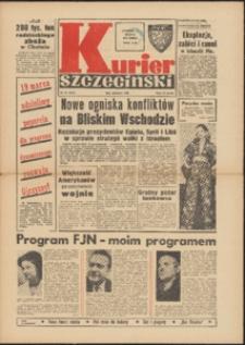 Kurier Szczeciński. 1972 nr 63 wyd. AB