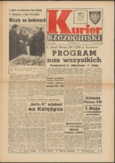 Kurier Szczeciński. 1972 nr 95 wyd. AB