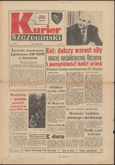 Kurier Szczeciński. 1976 nr 1 wyd. AB